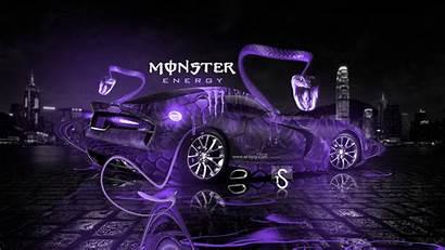 Monster Energy Viper Snake Dodge Fantasy Tony