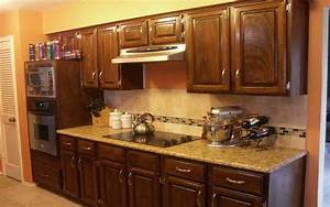 how to stain unfinished cabinets from lowes savaeorg With kitchen cabinets lowes with nappes papiers