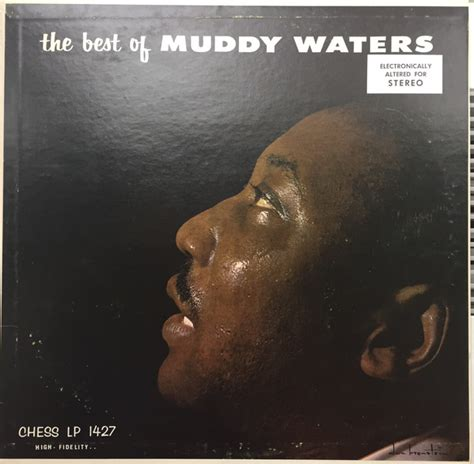 The Best Of Muddy Waters Muddy Waters The Best Of Muddy Waters Vinyl Lp
