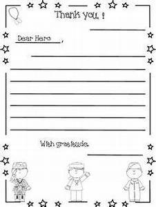 letter to soldiers template writing template for a With veterans day thank you letter template
