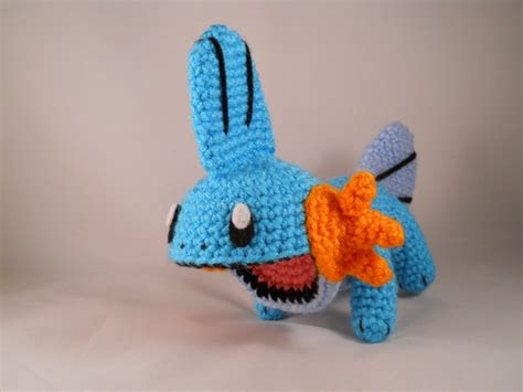 related keywords suggestions for mudkip amigurumi