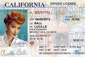 california id template download adoptillegallyga With california id template download