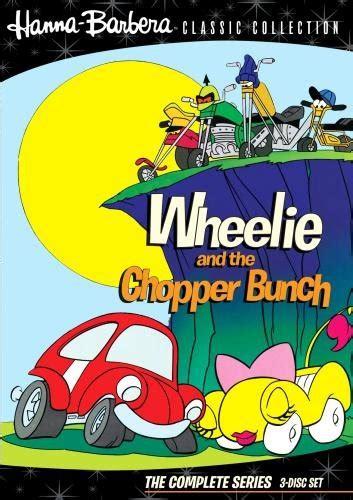 wheelie   chopper bunch episode guide hanna barbera