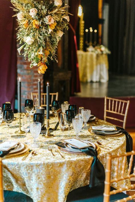 Great Gatsby Themed Wedding POPSUGAR Love &Photo 8