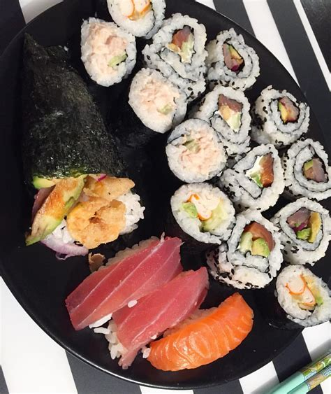 stuoia sushi sushi home made lov ely food