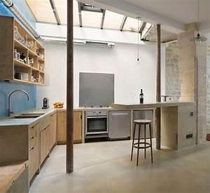 Bar Cuisine Ouverte : meuble bar pour cuisine ouverte nos conseils c t maison ~ Melissatoandfro.com Idées de Décoration