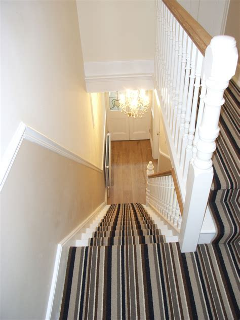 Ideas For Stairs by Wallpaper Ideas For Stairs And Landing Gallery
