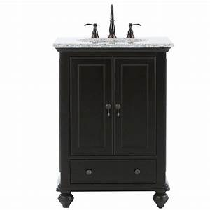 Home Decorators Collection Hamilton 25 inShutter Vanity