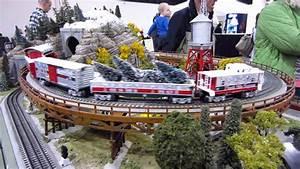 Lionel Trains O Gauge Track Layout