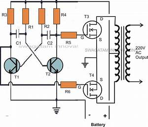 Convert A Square Wave Inverter Into A Sine Wave Inverter