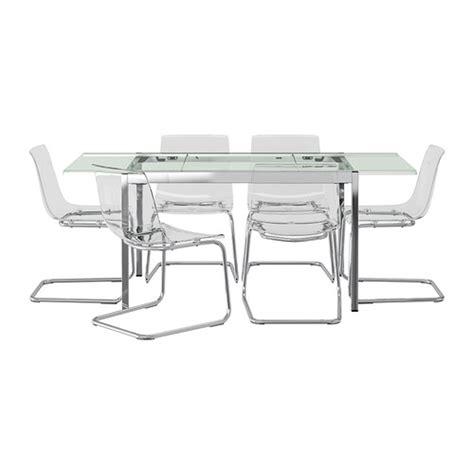 chaise tobias ikea glivarp tobias table et 6 chaises ikea