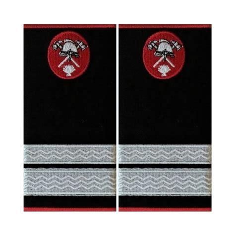 si鑒e sergent major grade pompieri igsu isu sergent major insemne oficiale profesionale