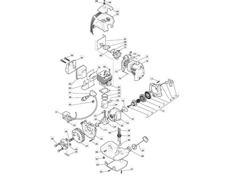Multi Tool Component Diagram by Mgtp254 Engine Parts