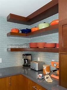 Etagere D Angle Cuisine : 1001 id es tag re d 39 angle murale arrondissez les angles ~ Teatrodelosmanantiales.com Idées de Décoration