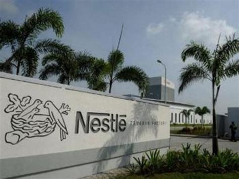 profil nestle indonesia pt qerja
