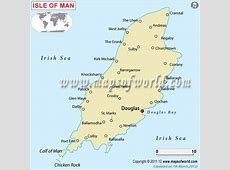Where is Isle of Man, Isle of Man Location in World Map