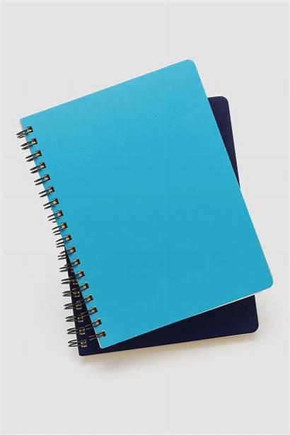 Notebook Wirebound Stationery Notebooks Paper Writing