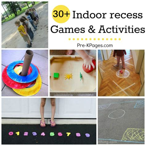 indoor recess for preschoolers 194 | Indoor Recess Activities for Preschool