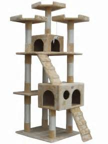 go pet club cat tree go pet club 72 quot cat tree condo house cat tree condo