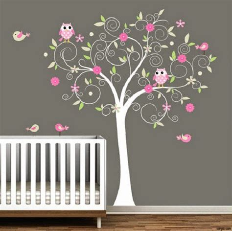 chambre theme decoration chambre bebe theme hibou