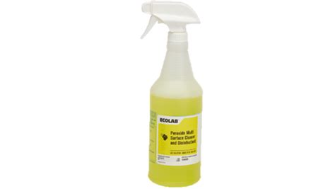 Fight The Flu With a Smart Clean Peroxide Multi Surface ...