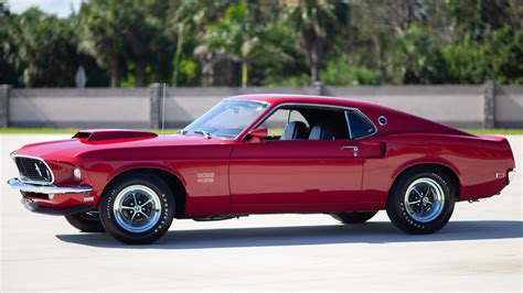 Ford Mustang 429 by 1969 Ford Mustang 429