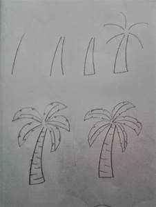 20 How To Draw Trees Instructions For Kids