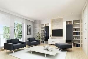 comment decorer et bien optimiser votre salon pratiquefr With comment meubler son salon