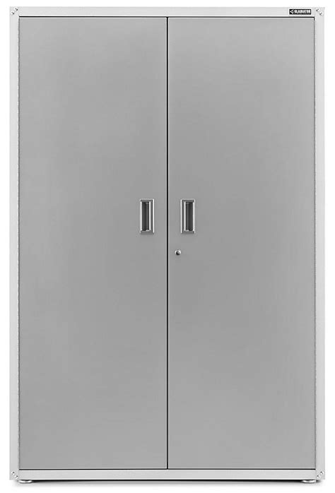 Ready-to-Assemble 72-inch H x 48-inch W x 18-inch D Steel