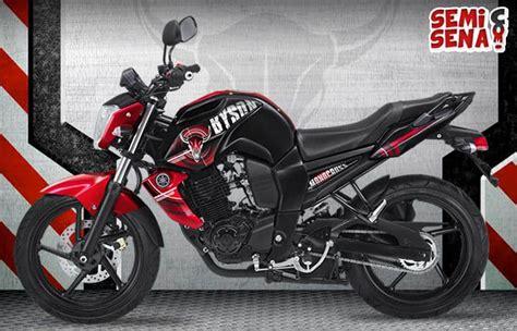 Byson Modif by Foto Spesifikasi Dan Harga Yamaha Byson 2014 Semisena