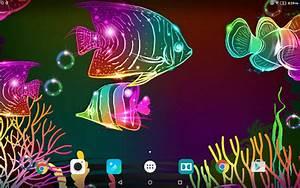 Neon Fish Live Wallpaper 1 0 4 APK Download ApkPlz