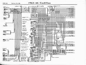 Cadillac Wiring Diagrams  1957-1965