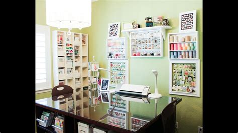 Patterned Paper Organization  Craft Room Organization