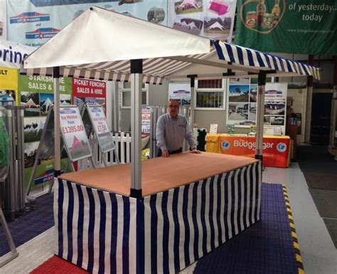traditional style folding market stall uk  city  group