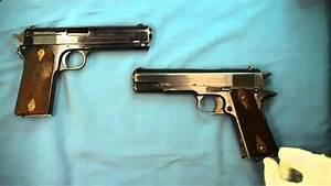 Colt U0026 39 S Model 1910  45 Acp Pistol