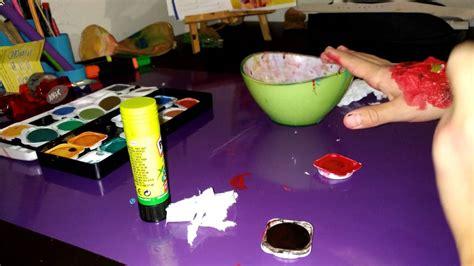 blut selber machen blut wunde selber machen ohne kunstblut fleisch wunde