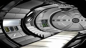 Enviromental Design: Spaceship Design