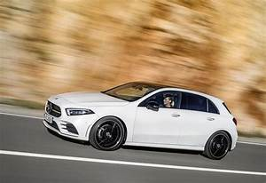 Prix Nouvelle Mercedes Classe A : mercedes classe a 2018 voil ses prix moniteur automobile ~ Medecine-chirurgie-esthetiques.com Avis de Voitures