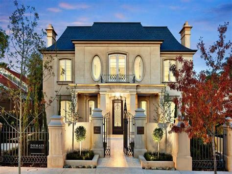 Elegant French Inspired Home In Victoria, Australia