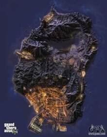 All GTA 5 Map Locations