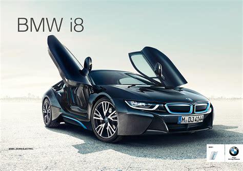 Bmw I8 Advert