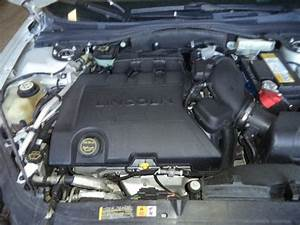 07 Lincoln Mkz Under Hood Fuse Box
