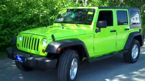 jeep wrangler unlimited  southern maine