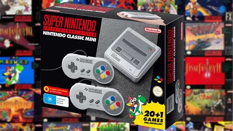 Nintendo Snes Classic Australian Pricing Availability