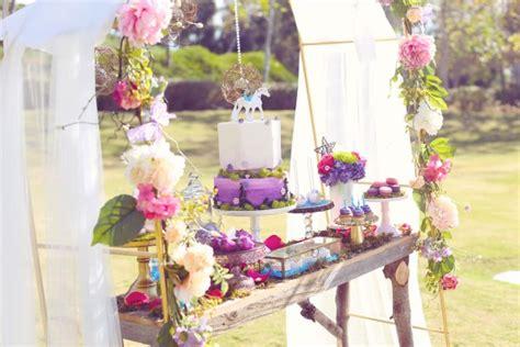 magical sparkly ideas   unicorn birthday party kate