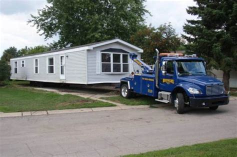 transporting  mobile home find   mobile home