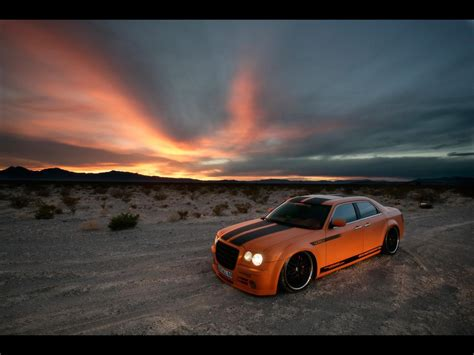 Chrysler Cars Wallpapers