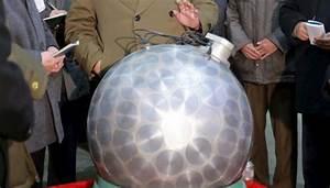 North Korea Unveils A Miniaturized Nuclear Warhead For