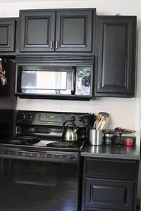 """Kitchen """"Remodel"""" Hardwood Floors and Black Front Doors"""