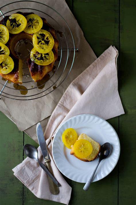 lemon yogurt cake lemon yogurt cake with candied lemon slices the white 5492